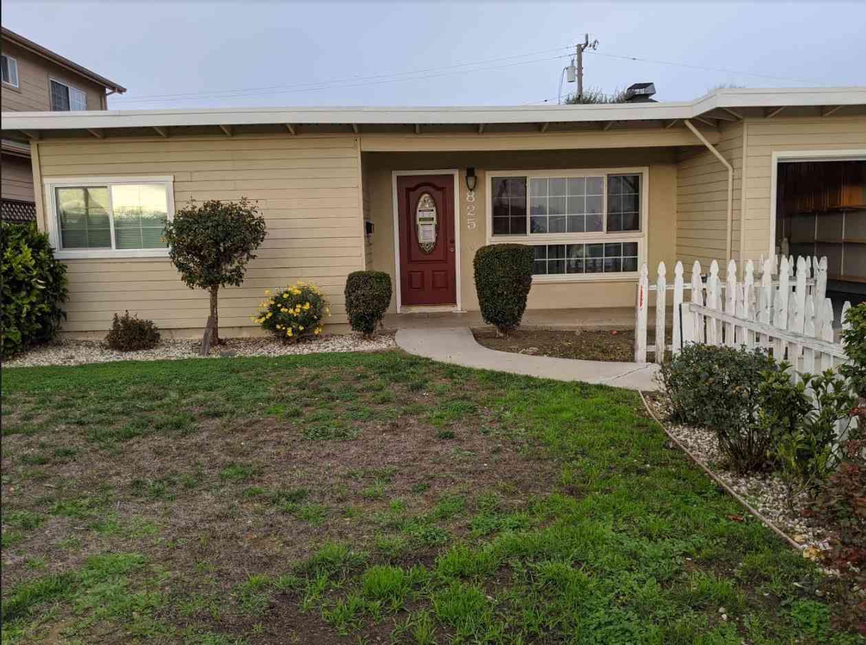 825 South Norfolk Street, San Mateo, CA, 94401,