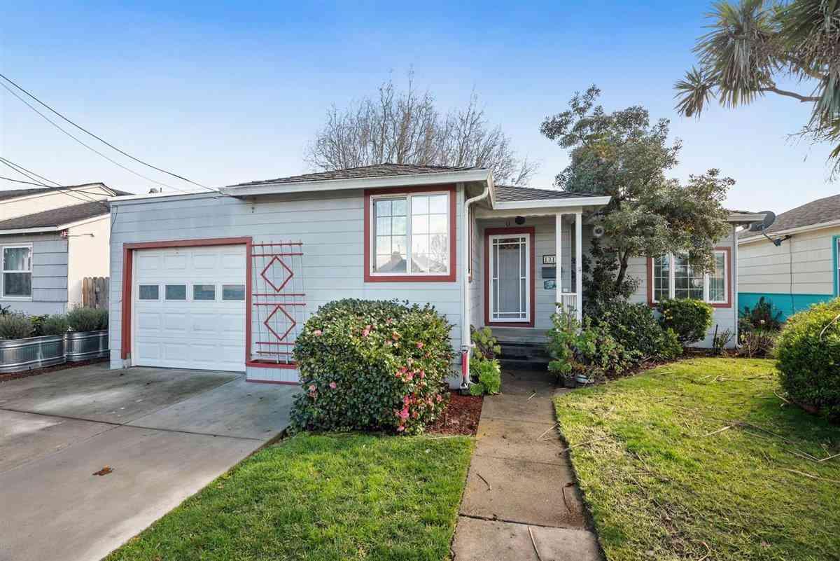1318 Monte Diablo Avenue, San Mateo, CA, 94401,