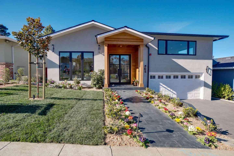 616 Hobart Avenue, San Mateo, CA, 94402,