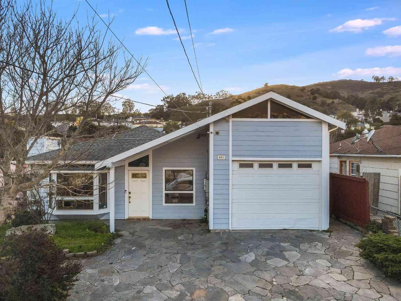 621 Hillside Boulevard, South San Francisco, CA, 94080,