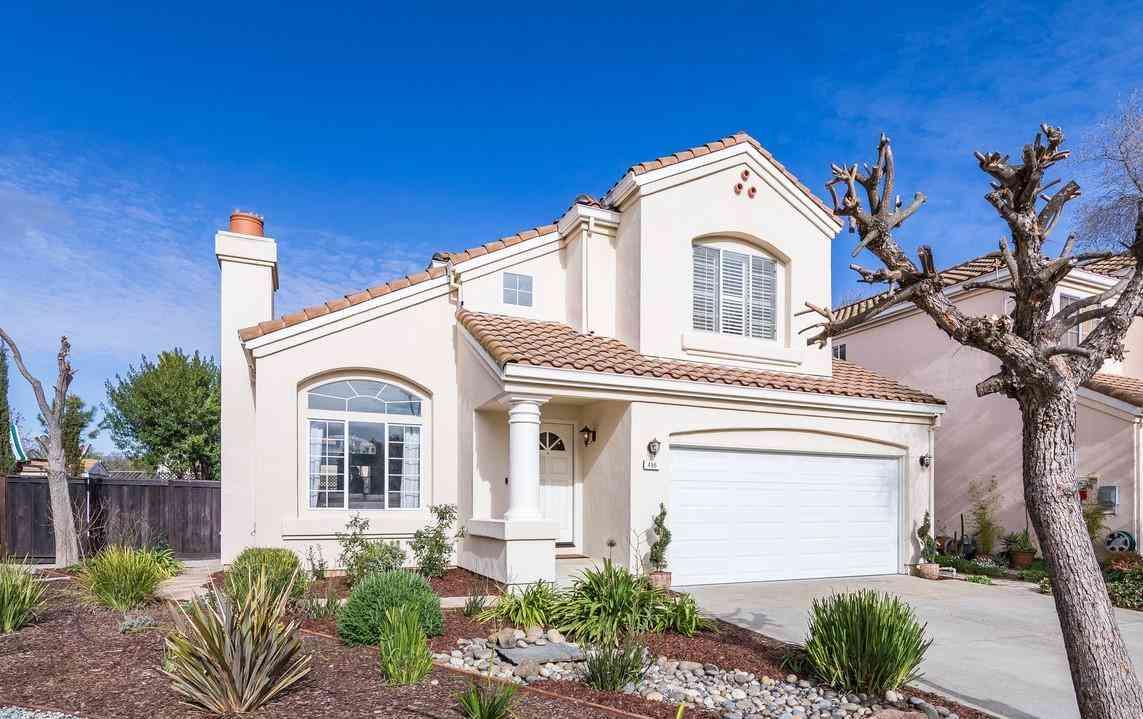 496 Via Sorrento, Morgan Hill, CA, 95037,