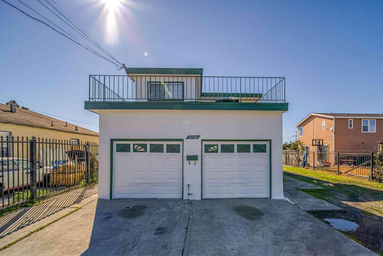 7121 Hamilton Street, Oakland, CA, 94621,