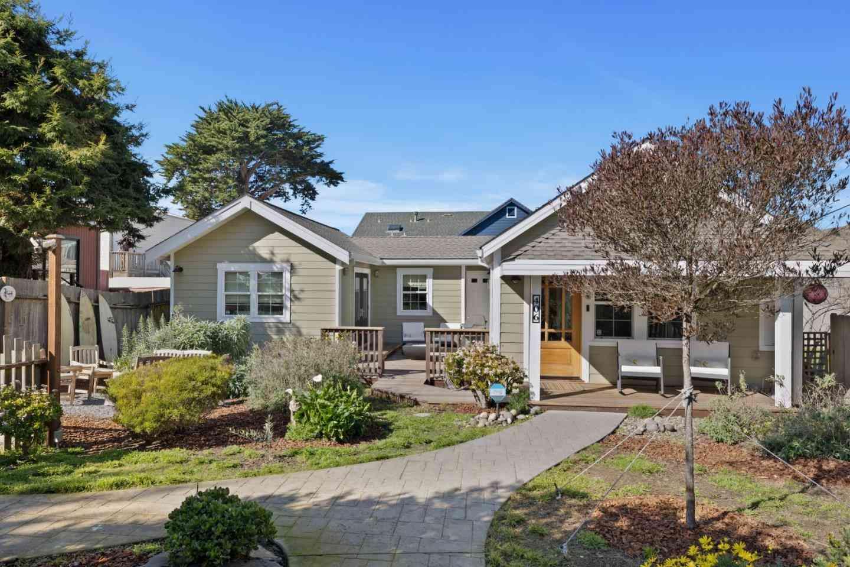406 Donaldson Avenue, Pacifica, CA, 94044,