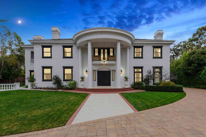 55 Aster Avenue, Hillsborough, CA, 94010,