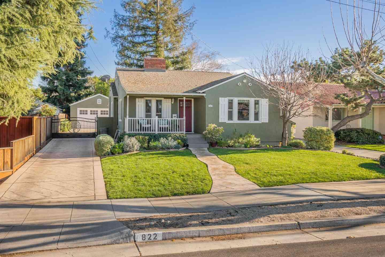 822 Jansen Avenue, San Jose, CA, 95125,