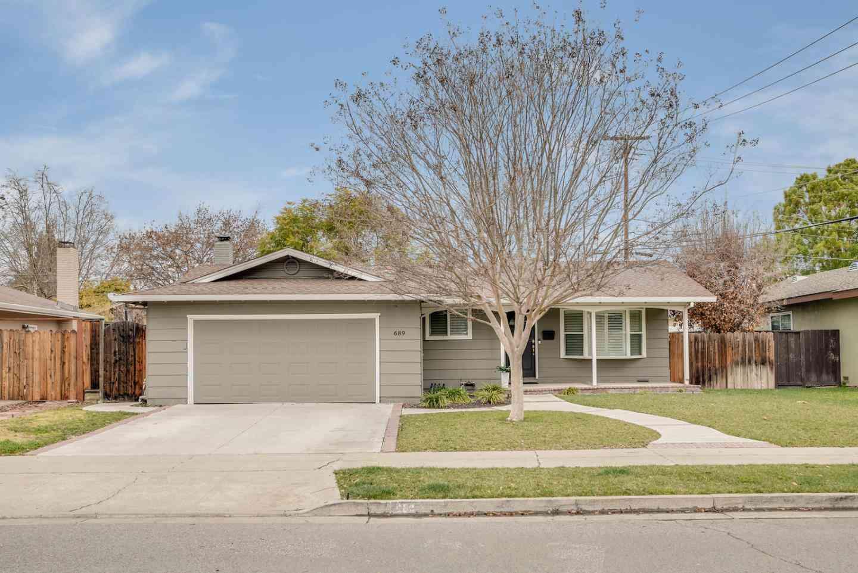 689 Bolivar Drive, San Jose, CA, 95123,