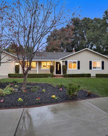 1761 Lantis Lane Los Altos, CA, 94024