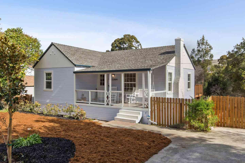 22884 Valley View Drive, Hayward, CA, 94541,