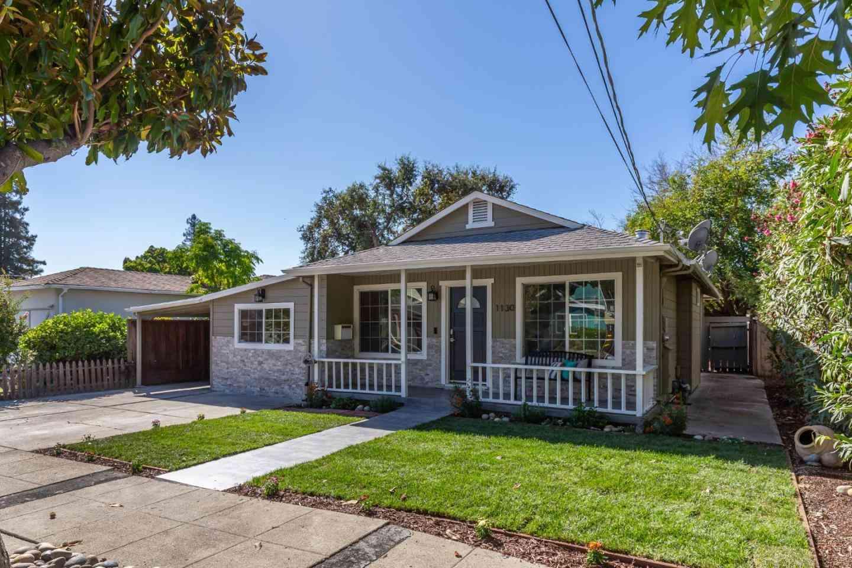 1130 Saint Francis Street, Redwood City, CA, 94061,