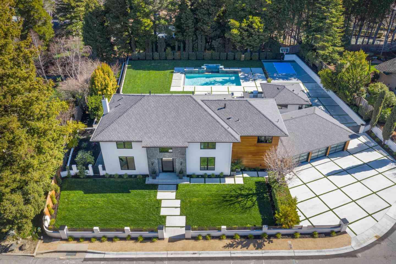 1460 Crystal Drive, Hillsborough, CA, 94010,