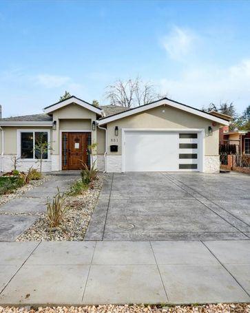 881 Shirley Avenue Sunnyvale, CA, 94086