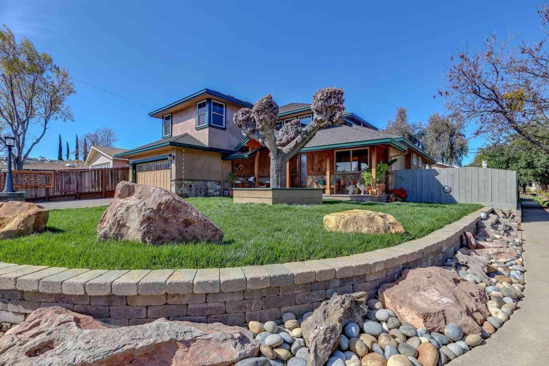 4705 Del Loma Court, Campbell, CA, 95008,