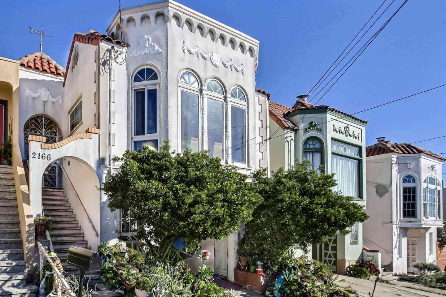 2166 20th Avenue, San Francisco, CA, 94116,