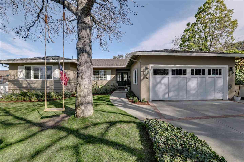 116 Sharon Court, Los Gatos, CA, 95032,