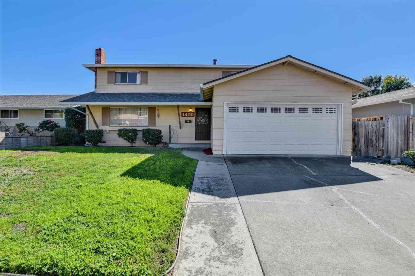 1450 Olympic Drive, Milpitas, CA, 95035,