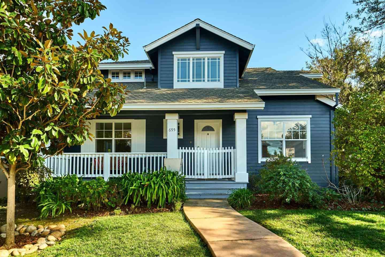 695 Mariposa Avenue, Mountain View, CA, 94041,