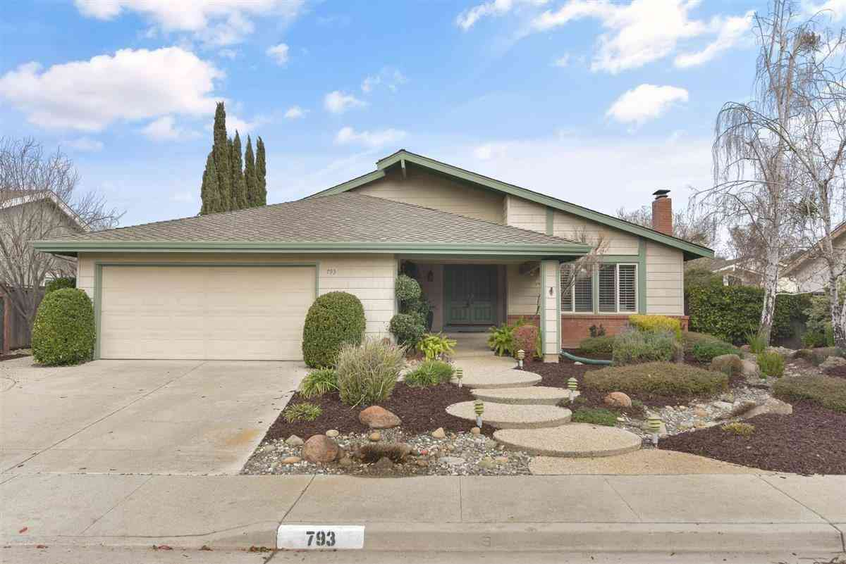 793 Coffeewood Court, San Jose, CA, 95120,