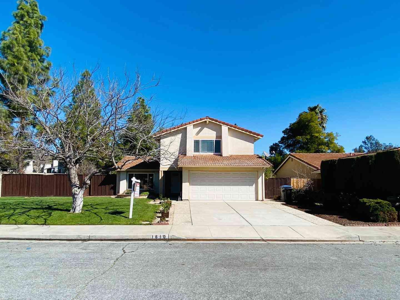 1610 Barden Way, San Jose, CA, 95128,