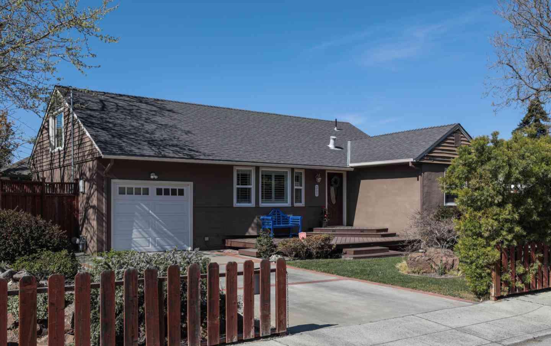 380 Oneill Avenue, Belmont, CA, 94002,