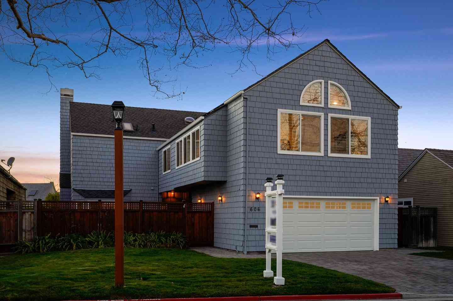 606 Portsmouth Lane, Foster City, CA, 94404,