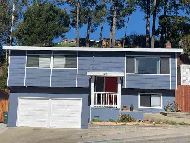 1218 Alicante Drive, Pacifica, CA, 94044,