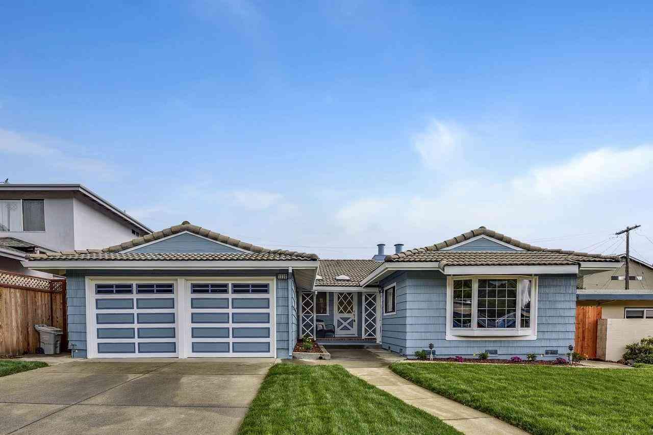 1110 Glenwood Drive, Millbrae, CA, 94030,