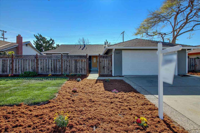 5607 Meridian Avenue, San Jose, CA, 95118,