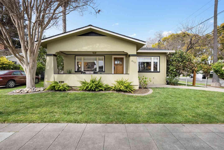815 Hartford Avenue, San Jose, CA, 95125,