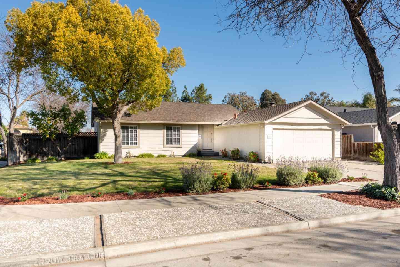 643 Arrowhead Drive, San Jose, CA, 95123,