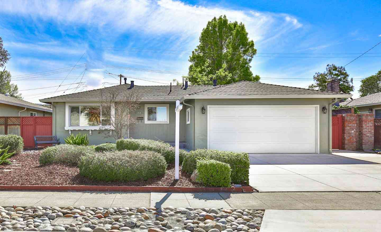 754 Fairlands Avenue, Campbell, CA, 95008,