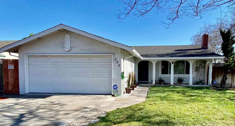 398 Bluefield Drive, San Jose, CA, 95136,
