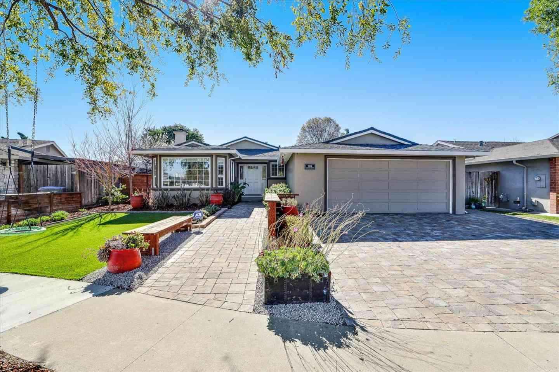 5986 Shawcroft Drive, San Jose, CA, 95123,