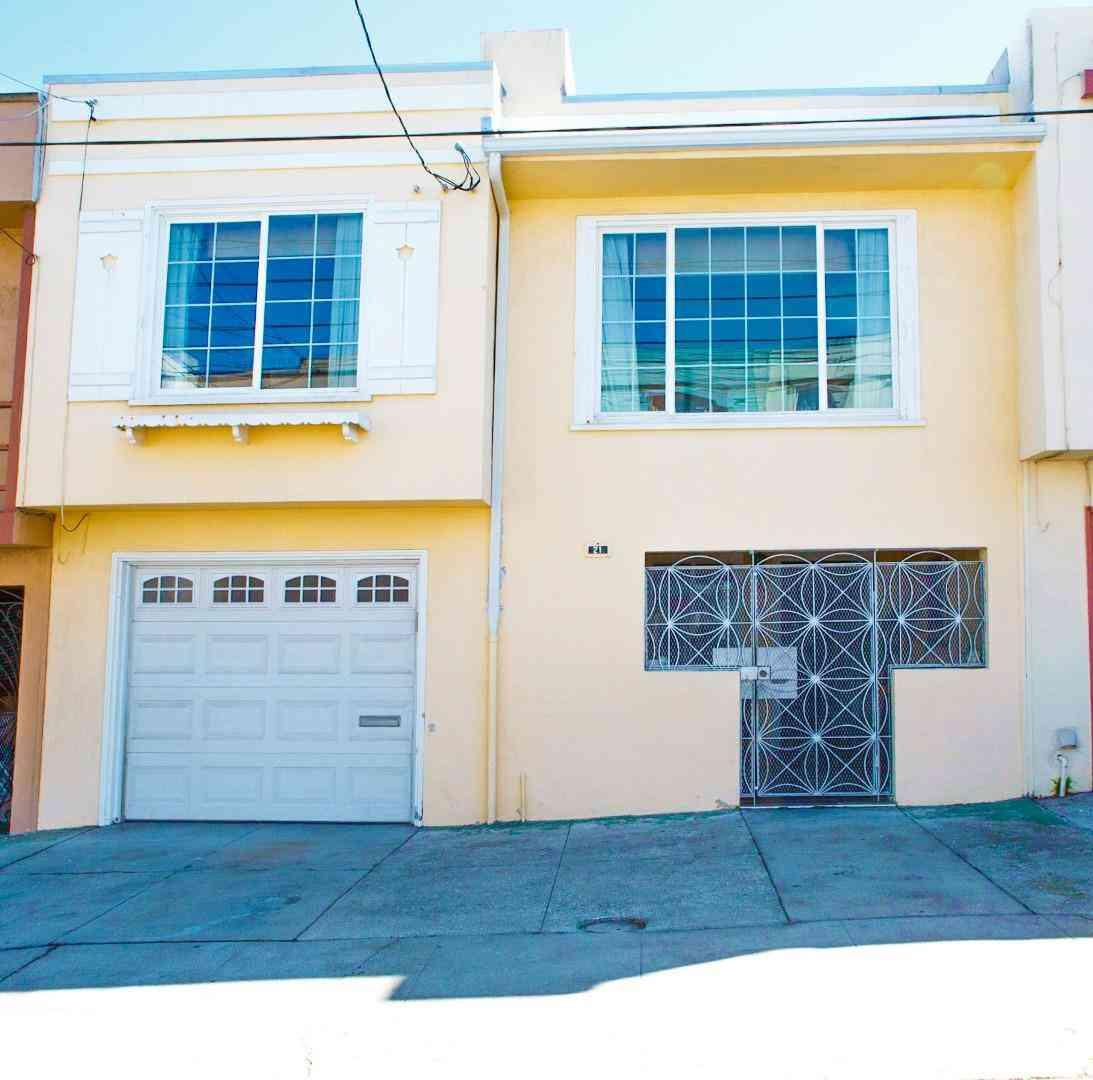 21 Pueblo Street, San Francisco, CA, 94134,