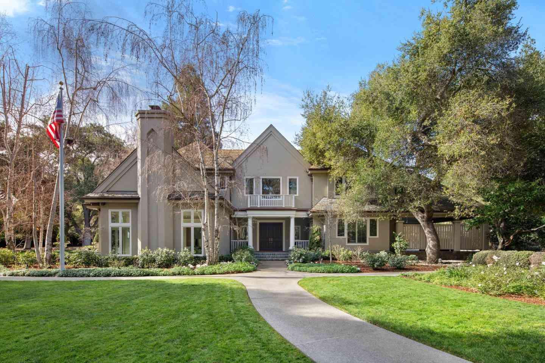 191 Britton Avenue, Atherton, CA, 94027,