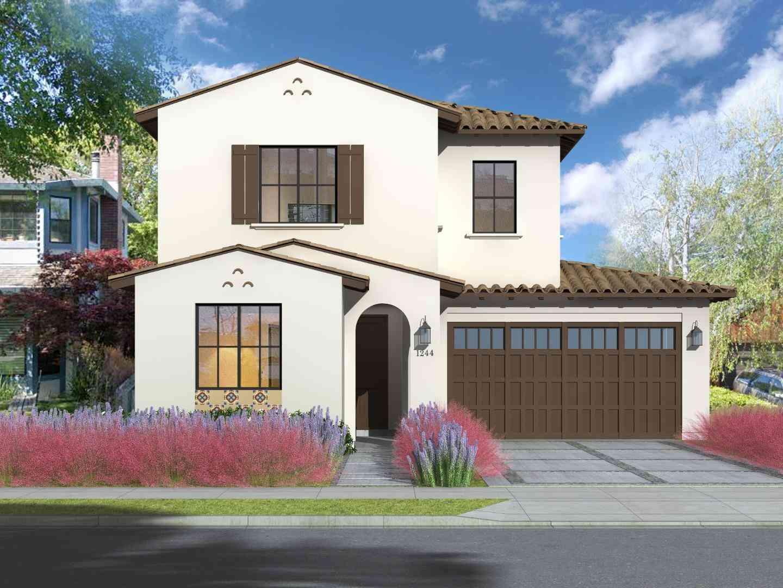 1244 Westwood Street, Redwood City, CA, 94061,