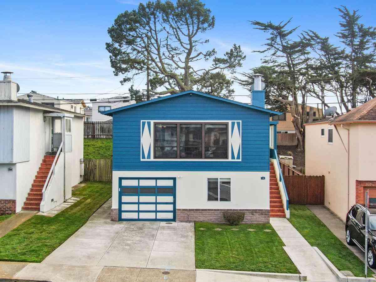 130 Gateway Drive, Pacifica, CA, 94044,