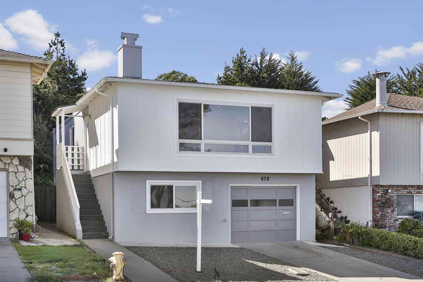678 Higate Drive, Daly City, CA, 94015,