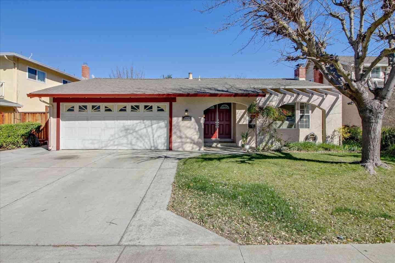 6350 Malory Drive, San Jose, CA, 95123,