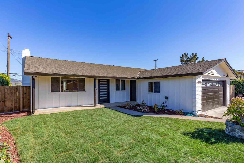 4498 Del Rey Avenue, San Jose, CA, 95111,