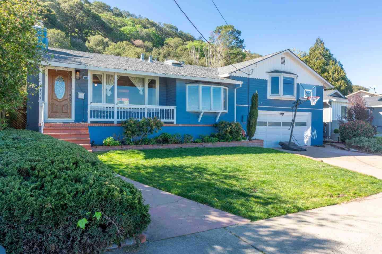 4304 Camden Avenue, San Mateo, CA, 94403,