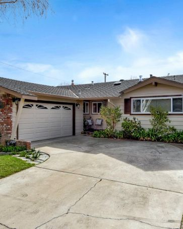 1664 Husted Avenue San Jose, CA, 95125