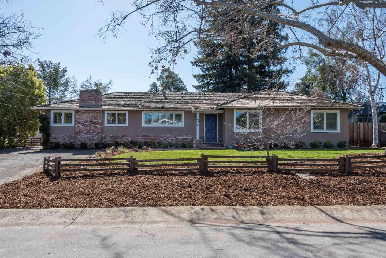 456 Arboleda Drive, Los Altos, CA, 94024,