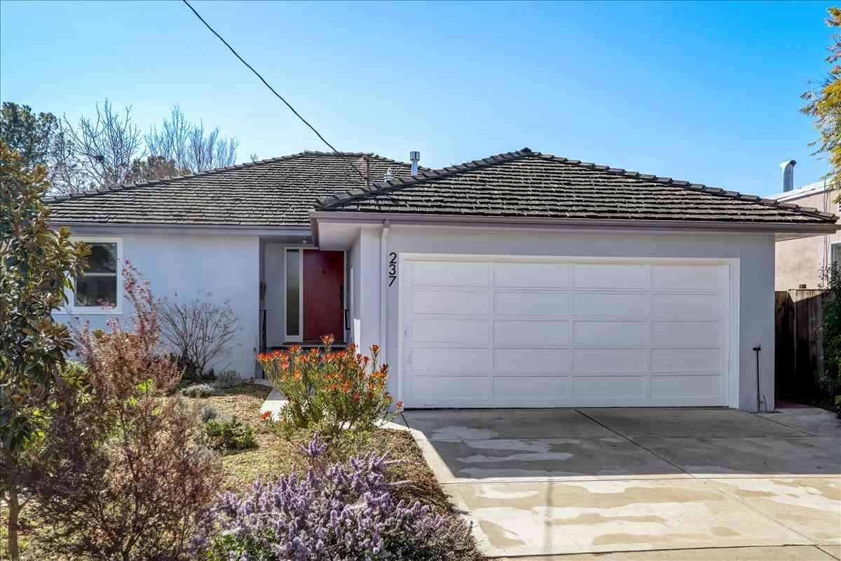 237 North Humboldt Street, San Mateo, CA, 94401,