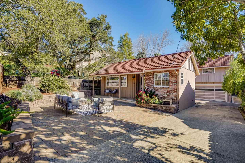 805 Covington Road, Belmont, CA, 94002,