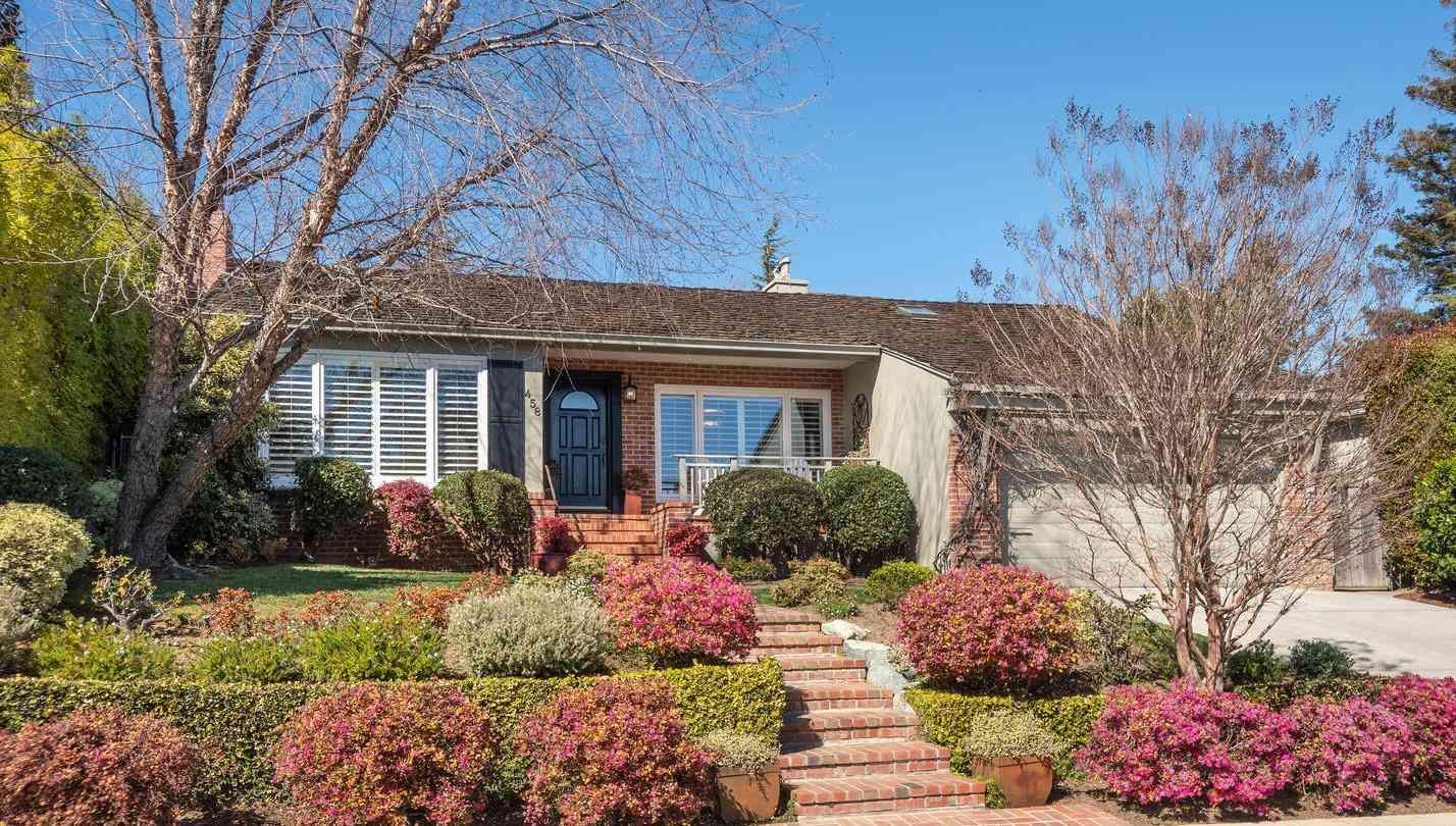 458 Nevada Avenue, San Mateo, CA, 94402,