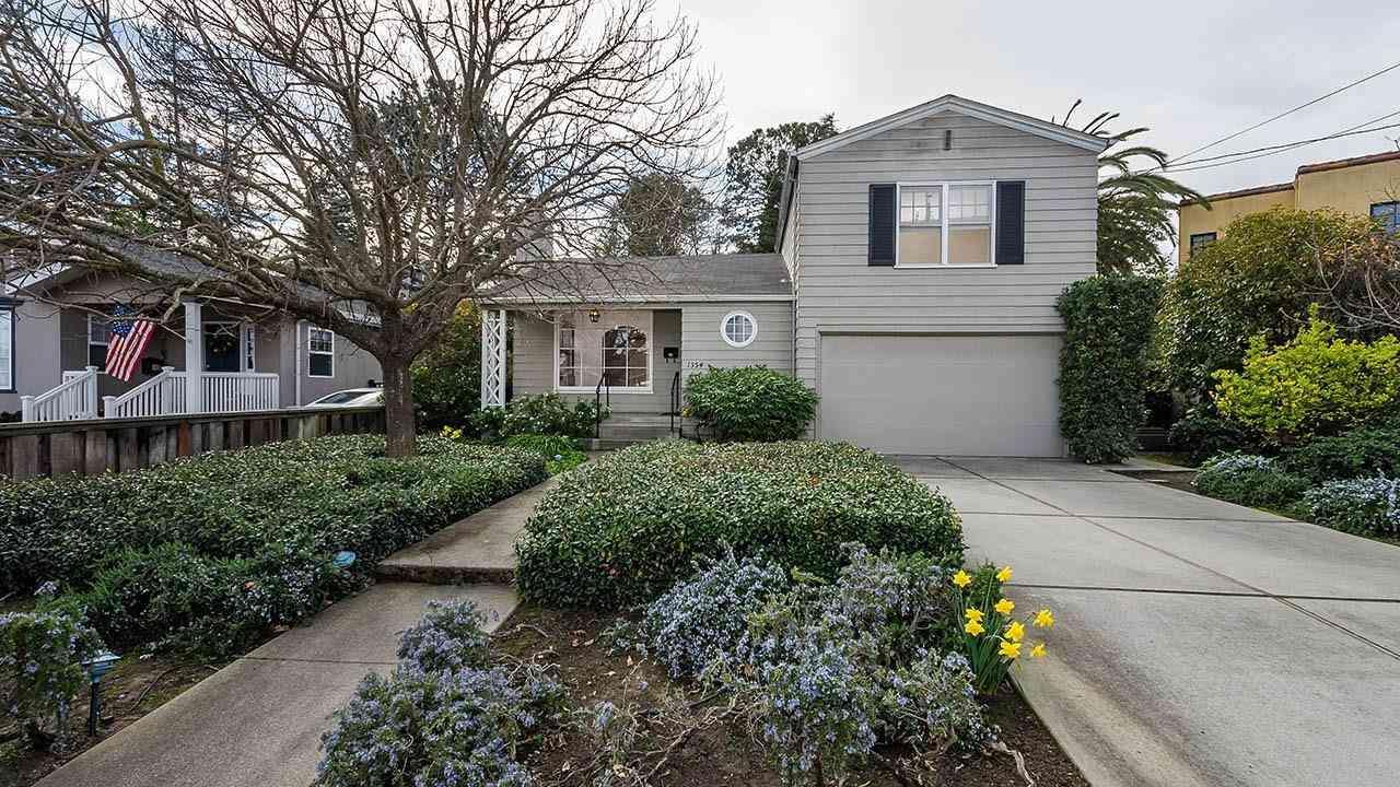 1354 Cordilleras Avenue, San Carlos, CA, 94070,