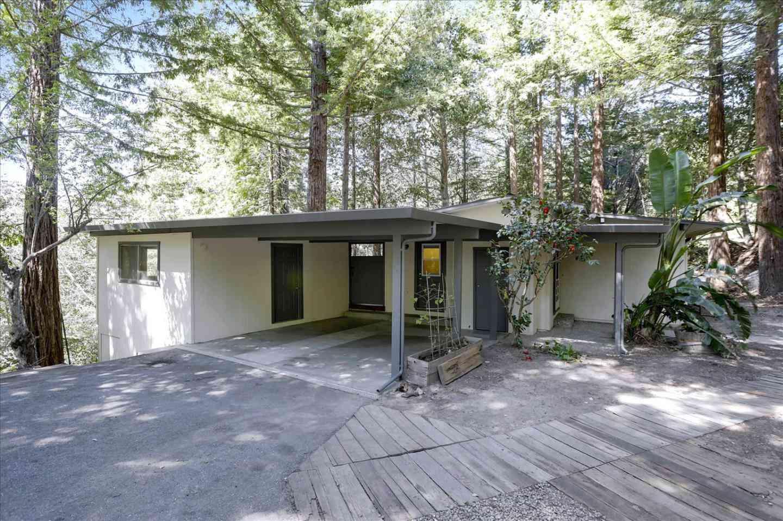 1025 Elsie Mae Drive, Boulder Creek, CA, 95006,