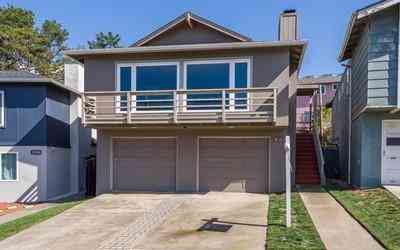 1384 Skyline Drive, Daly City, CA, 94015,