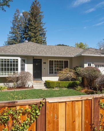 4205 Fair Oaks Avenue Menlo Park, CA, 94025
