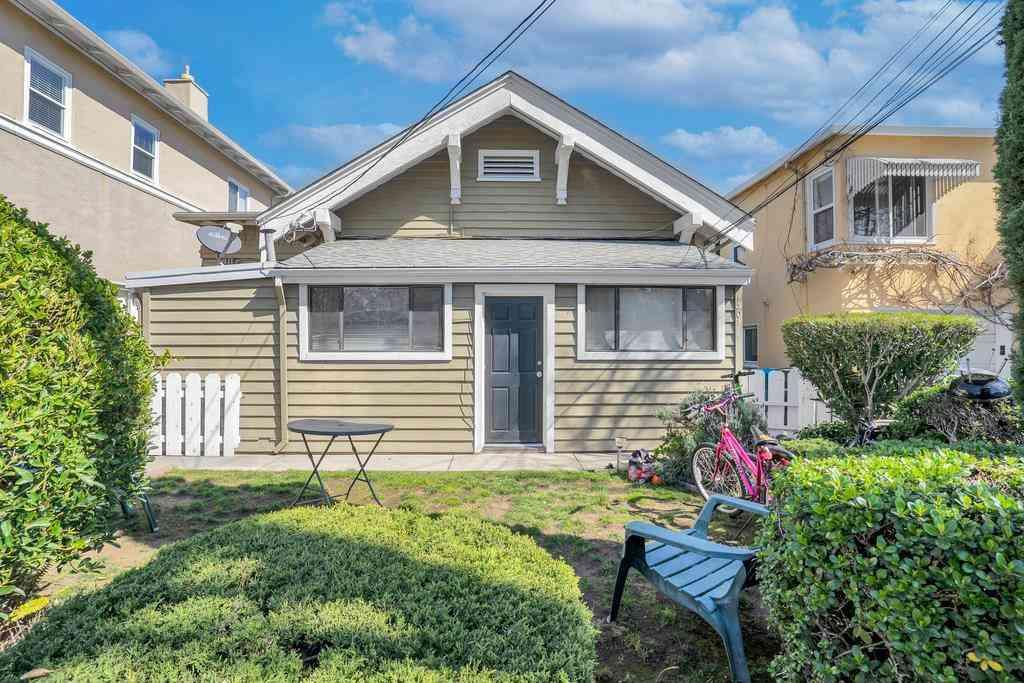 1301 South B Street, San Mateo, CA, 94402,